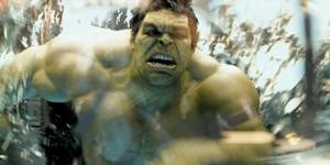 The Incredible Hulk slår fra seg i The Avengers