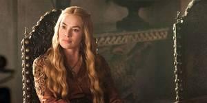 Lena Headey som Cersei Lannister i Game of Thrones - sesong 3