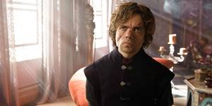 Peter Dinklage som Tyrion Lannister i Game of Thrones - sesong 3