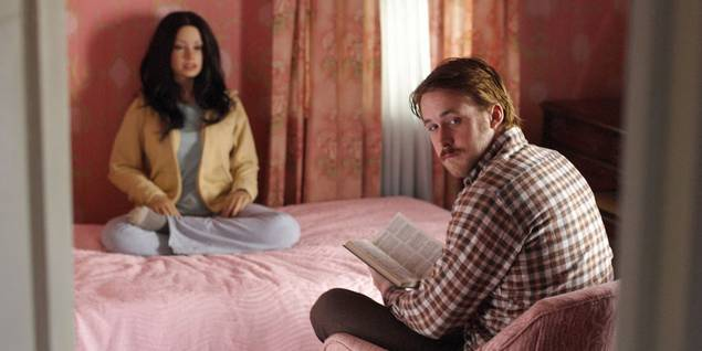 Ryan Gosling i Lars and the Real Girl