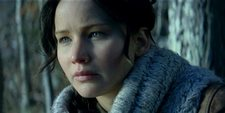 Jennifer Lawrence i The Hunger Games: Catching Fire