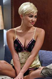 Miley Cyrus i Two and a Half Men