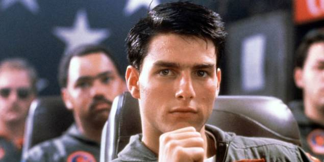 Tom Cruise i Top Gun