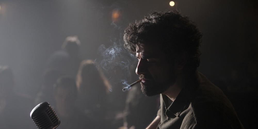 Oscar Isaac i Inside Llewyn Davis