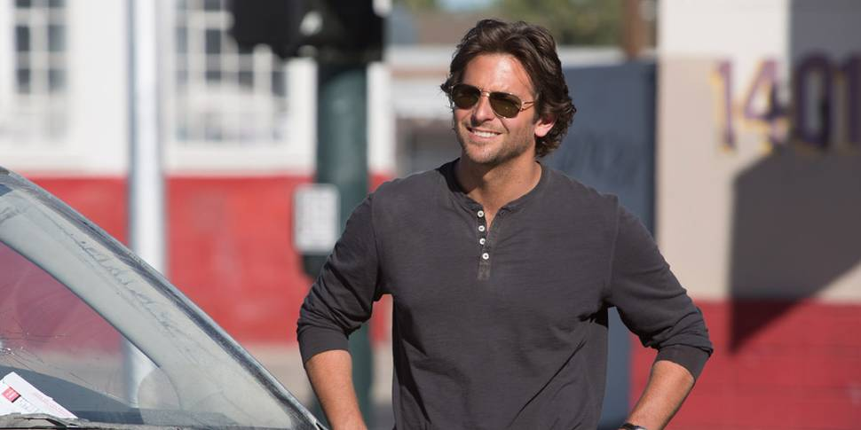 Bradley Cooper i The Hangover Part III