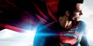 Henry Cavill i Man of Steel