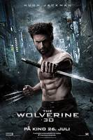 The Wolverine no. kinoplakat