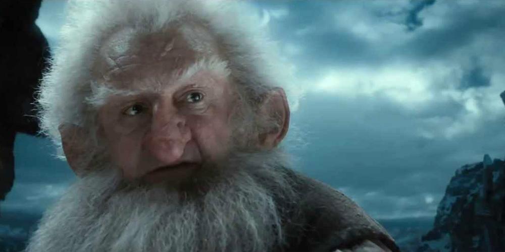 Ken Stott i Hobbiten: Smaugs ødemark