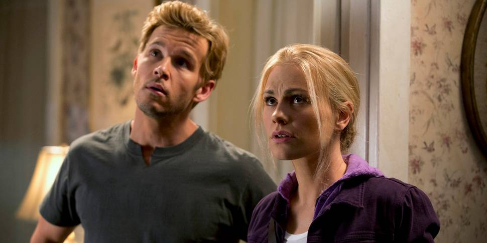 Ryan Kwanten og Anna Paquin i True Blood - sesong 6