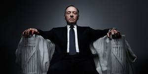 Kevin Spacey i House of Cards