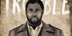 Idris Elba som Nelson Mandela i Mandela: Long Walk to Freedom