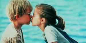 Macaulay Culkin og Anna Chlumsky i My Girl