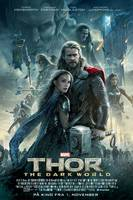 Thor: The Dark World, plakat