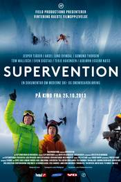 Supervention, plakat