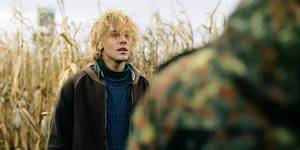 Xavier Dolan i Tom at the Farm