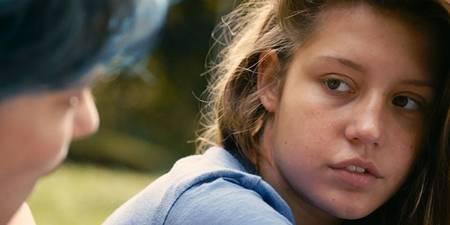 2040a5f3 Klipp 2 - Blå er den varmeste fargen (La vie d'Adèle - Chapitres 1 et 2) -  2013 - Filmweb