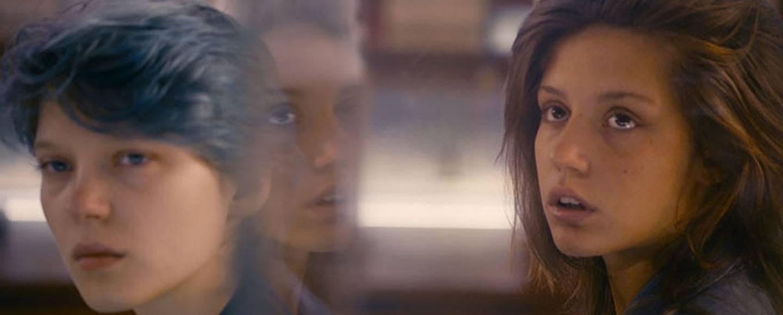 c1837fc6 Blå er den varmeste fargen (La vie d'Adèle - Chapitres 1 et 2) - 2013 -  Filmweb