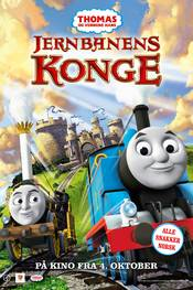 Lokomotivet Thomas - Jernbanens konge
