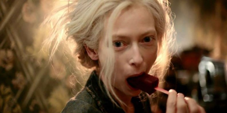 Tilda Swinton i Only Lovers Left Alive