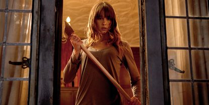 Sharni Vinson som Erin i filmen You`re Next
