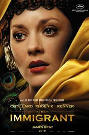 Marion Cotillard karakterplakat The Immigrant