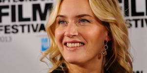 Kate Winslet promoterer Labor Day under London Film Festival 2013