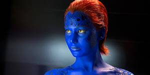 Jennifer Lawrence i X-Men: Days of Future Past