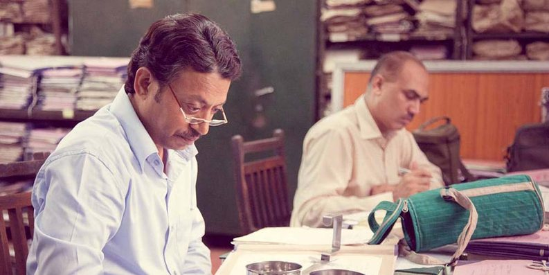 Irrfan Khan i The Lunchbox