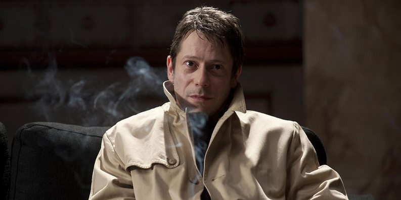 Mathieu Amalric i Venus in Fur