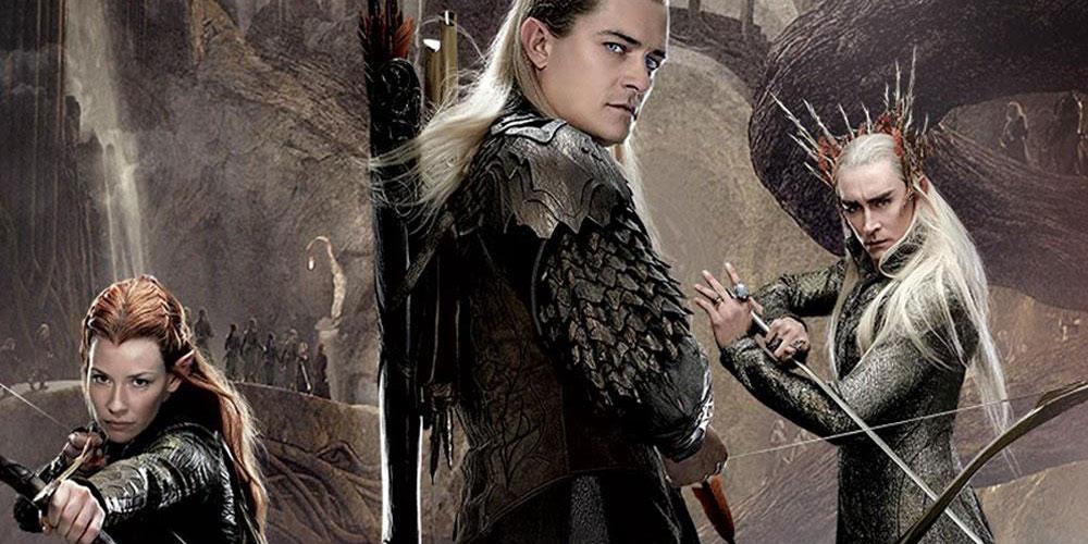 Alvene i Hobbiten: Smaugs ødemark