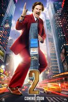 Karakterplakat Anchorman 2