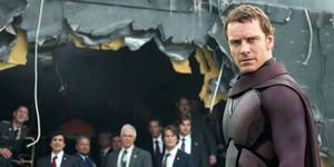 Michael Fassbender som Magneto i X-Men: Days of Future Past