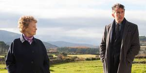Judi Dench og Steve Coogan i Philomena
