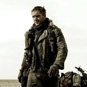 Tom Hardy i Mad Max:Road Fury