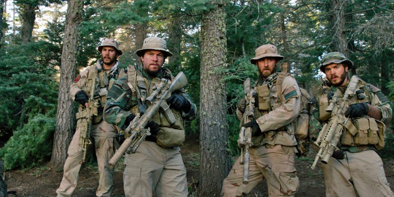 Mark Wahlberg - Lone Survivor