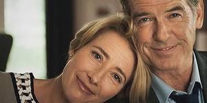 Emma Thompson, Pierce Brosnan - Love Punch