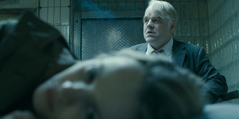 Philip Seymour Hoffman - A Most Wanted Man