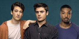 Miles Teller - Michael Jordan - Zac Efron - That Awkward Moment