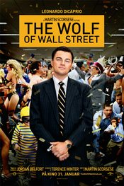 The Wolf of Wall Street - Norsk Plakat