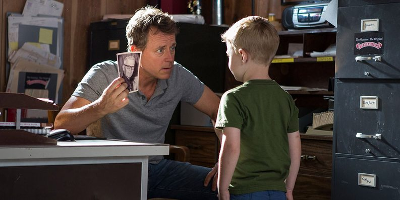 Greg Kinnear i Heaven Is For Real