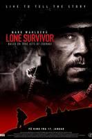 Lone Survivor Plakat