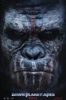 Dawn of the Planet of the Apes - Plakat