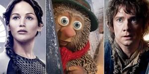Helter fra filmåret 2013: Katniss, Ludvig og Bilbo