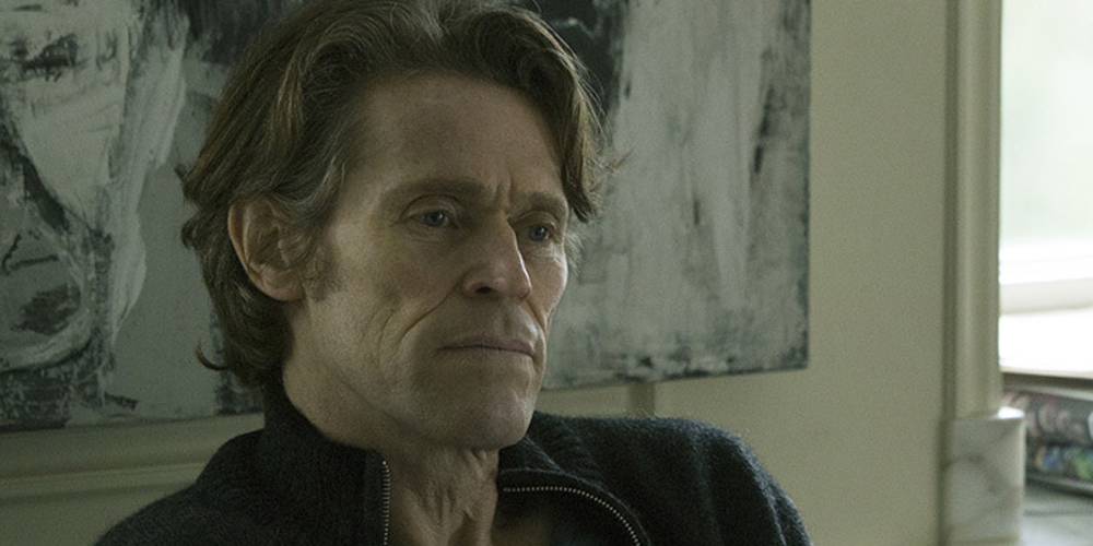 Willem Dafoe i Nymphomaniac