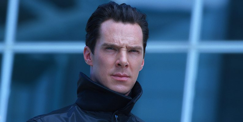 Benedict Cumberbatch i Star Trek Into Darkness