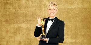 Ellen DeGeneres leder Oscar-showet 2014