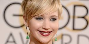 Jennifer Lawrence - Golden Globes 2014