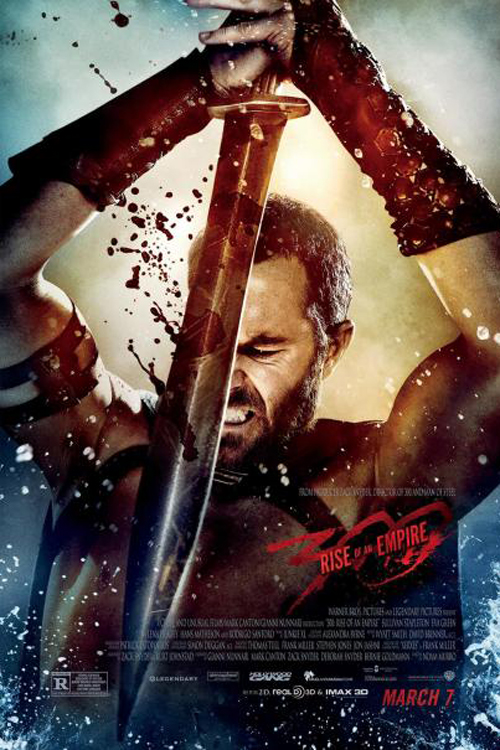 300: Rise of an Empire (2D)