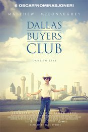 Dallas Buyers Club - plakat