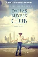 Dallas Buyers Club - plakat